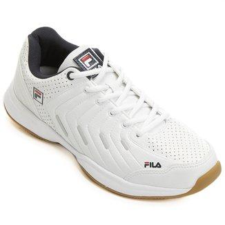 4148ca71311 Compre Tenis+fila+masculino+branco