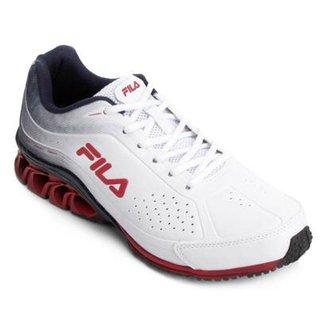 c13939f5b42 Compre Tenis Fila Masculino Branco Online