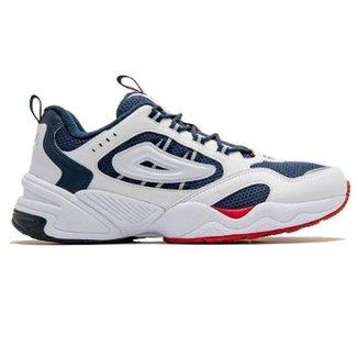 e21822d8a42 Compre Tenis Fila Masculino Branco Online