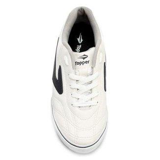 9e95aa54d4427 Chuteira Futsal Topper Tem Dominator 3