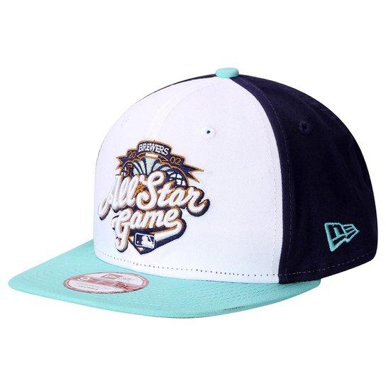 b0b75f9bcd3dd Boné New Era 950 MLB All-Star Game Milwaukee Brewers - Compre Agora ...