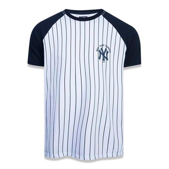 Camiseta New York Yankees MLB New Era Masculina - Compre Agora ... 1f0accb889b