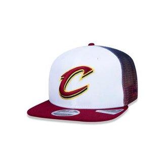 Boné 920 Cleveland Cavaliers NBA Aba Curva New Era 4919160b923