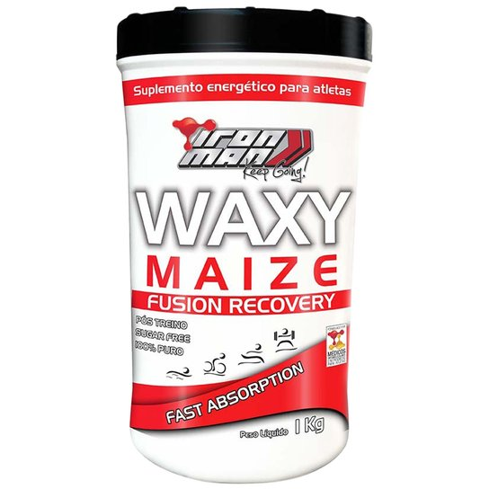 Waxy Maize Fusion Recovery - 1 Kg - New Millen - Compre Agora  f5fafbe728605