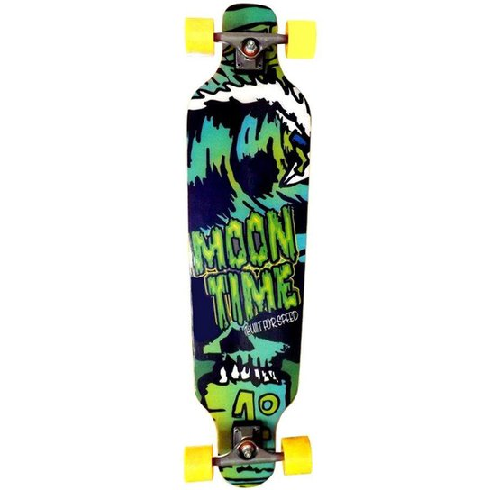 6c11dfddd6 Longboard Completo OWL Sports MoonTime (Life Game Speed) 40