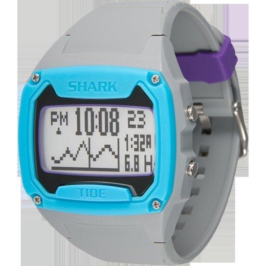 0184fed9164 Relógio Freestyle Killer Shark Tide - 101999 - Cinza e Azul Claro ...