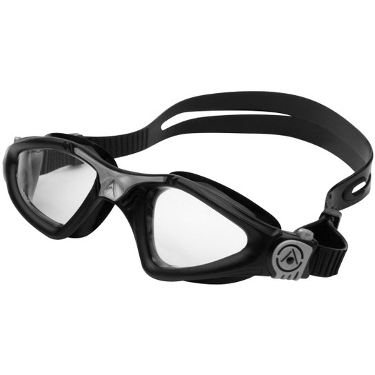 745eab08d9486 Óculos Aqua Sphere Kayenne - Preto e Cinza - Compre Agora   Netshoes