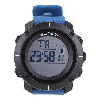 63c560bb468 Relógio Digital Gonew Masculino