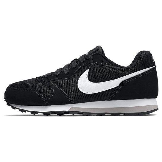 abc276653f3 Tênis Infantil Nike Md Runner 2 - Preto - Compre Agora