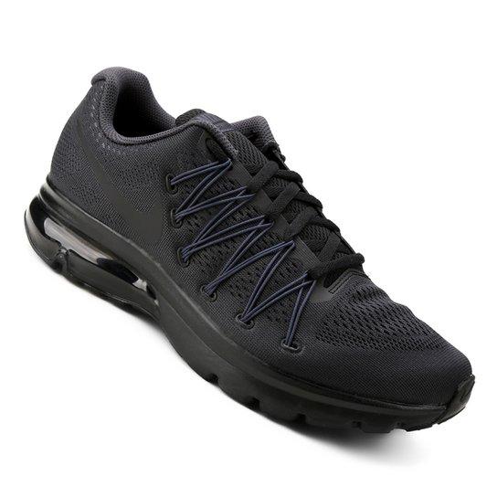 pretty nice 1f365 4a75b Tênis Nike Air Max Excellerate 5 Masculino - Preto+Marinho .