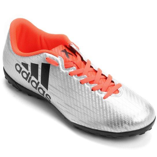 Chuteira Adidas X 16.4 TF Society - Compre Agora  5ac10fce20fe8
