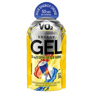 Carbo Vo2 Energy Gel 10 Unidades IntegralMédica