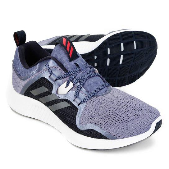 06efa1aaa Tênis Adidas Edgebounce Feminino - Roxo e Preto | Netshoes