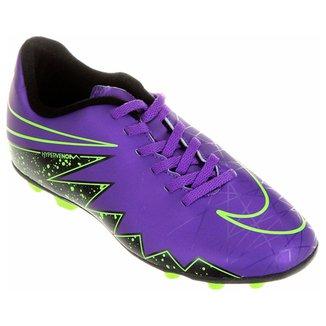 6fc5ea727aa48 Chuteira Nike Hypervenom Phade 2 FG-R Infantil
