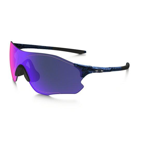 b790ce277 Óculos De Sol Ciclismo Oakley Evzero Path - Roxo+Preto