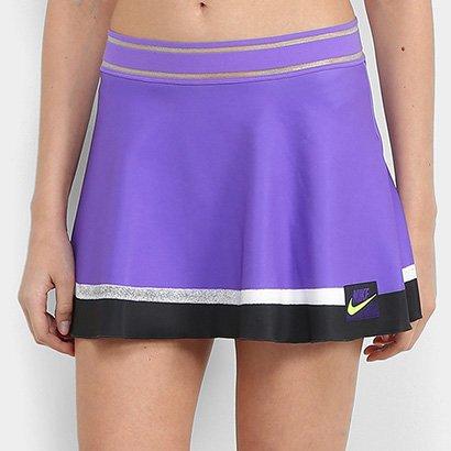 Saia Nike Court Slam Skirt NY Feminina
