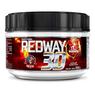 Redway 3D - Pré Treino em pó com maltodextrina 14a5282f88c4c
