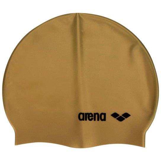 a0223329f Touca de Natação Arena Classic Logo Silicone - Compre Agora