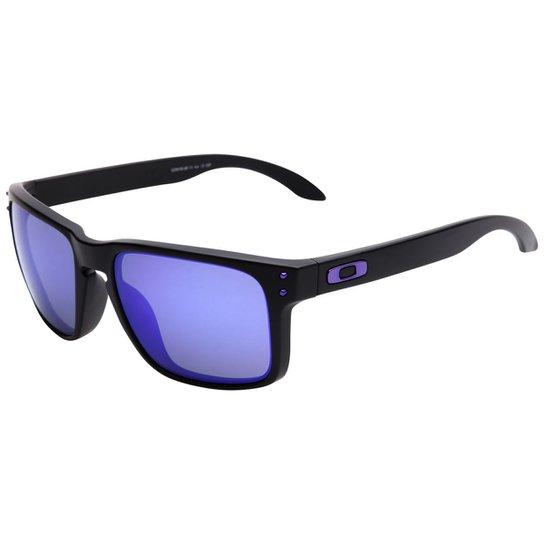 b2d3697d3504f Óculos Oakley Holbrook - Julian Wilson - Iridium - Compre Agora ...