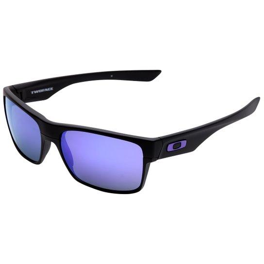 e68054a87efcc Óculos Oakley Twoface - Iridium - Compre Agora   Netshoes