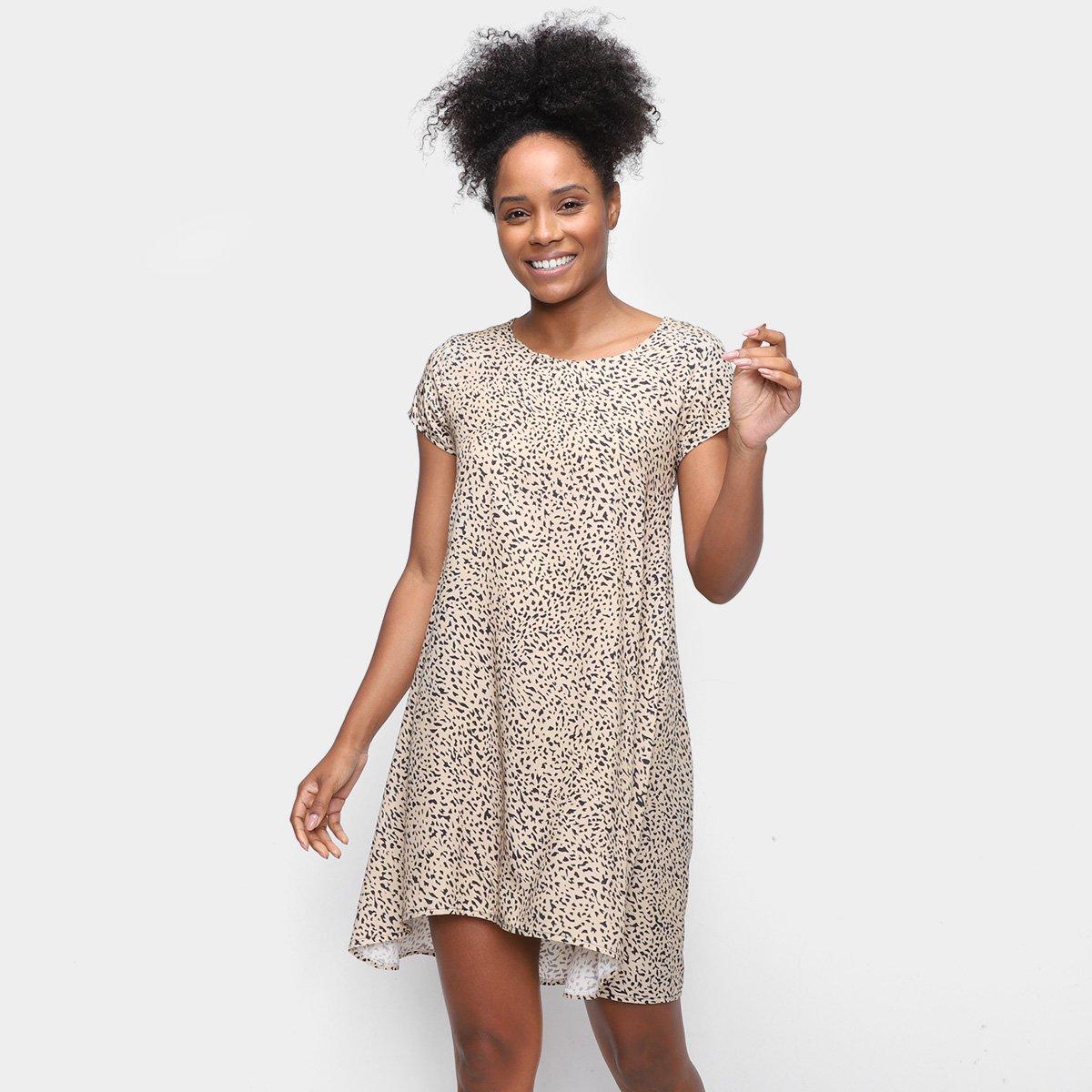 Vestido Volcom High Wired