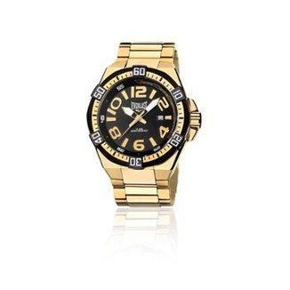 aa027422afb Relógio Masculino Analógico Everlast Cx e Pulseira Aço