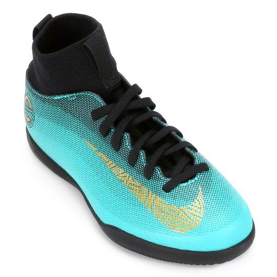 ea3d6b1f9b Chuteira Futsal Infantil Nike Superfly 6 Club CR7 IC - Compre Agora ...