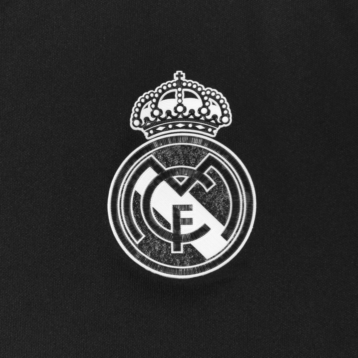 Camisa Real Madrid Infantil Third 16 17 s nº Torcedor Adidas ... 1de75a69fd640