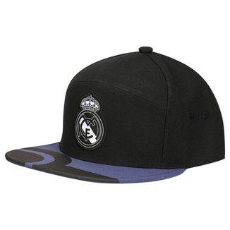 Boné Adidas Aba Reta Real Madrid 2d3cc49fd5383