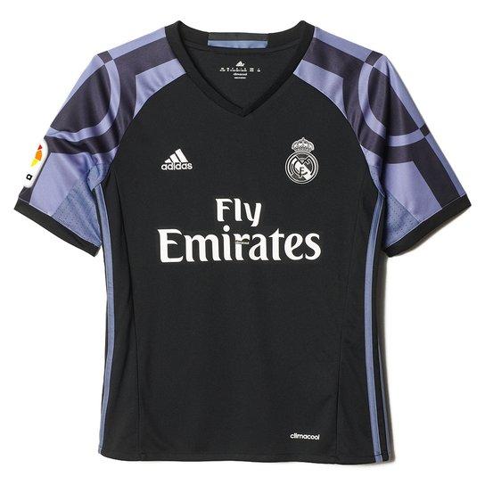 Camisa Adidas Real Madrid Iii Jr Ai5143 - Compre Agora  93baeb511f5