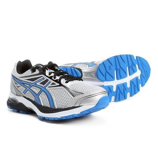 9ddb8e0686 Tênis Asics Gel Equation 9 Masculino - Prata e Azul | Netshoes