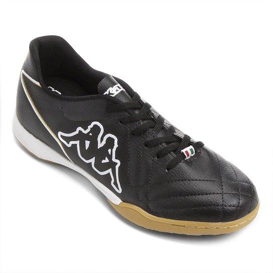 Chuteira Futsal Kappa Panaro - Compre Agora  5c4bb5f6f153e