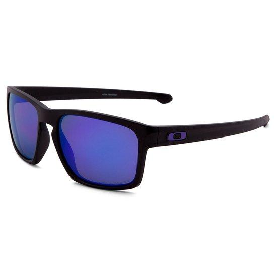 573b8dc518c2d Oculos De Sol Oakley Sliver - Compre Agora