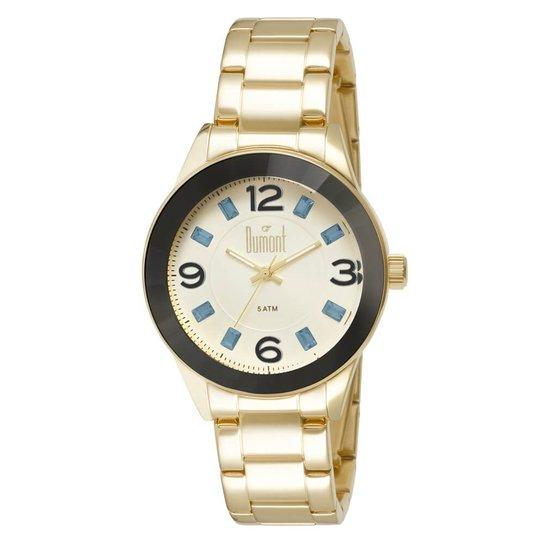 4cda457af7db1 Relógio Dumont Feminino Splendore - Compre Agora