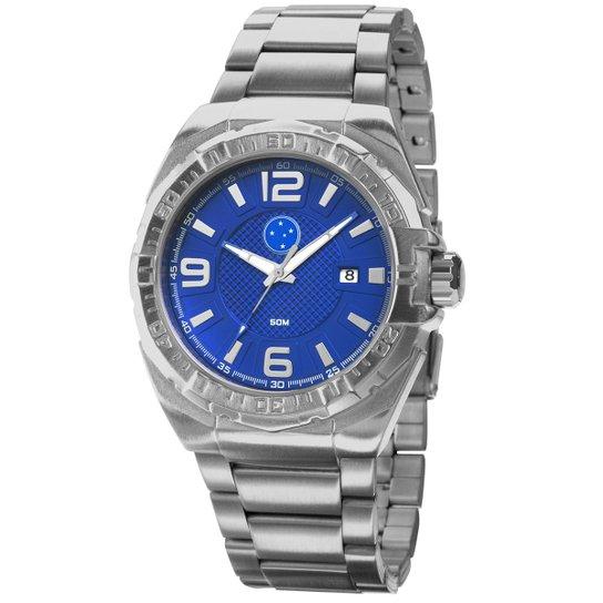 ee06cbf346c Relógio Cruzeiro Technos Metal Analógico I Calendário - Compre Agora ...