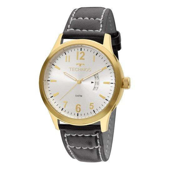 Relógio Technos Masculino 2115KTQ2K - Compre Agora   Netshoes 88259748cd