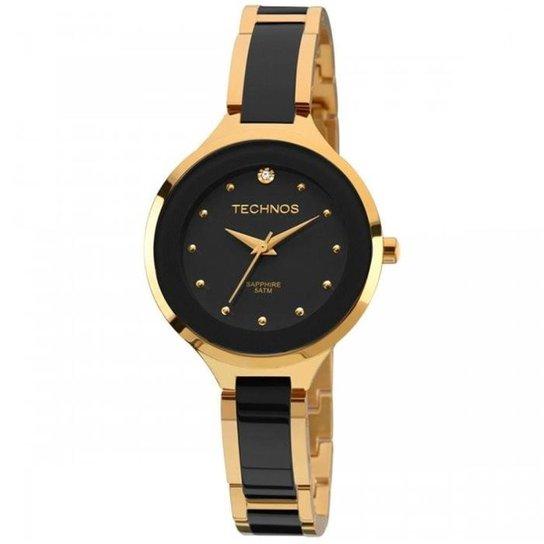 Relógio Technos Elegance Ceramic 2035LYW 4P - Compre Agora   Netshoes 2af5db9a8e