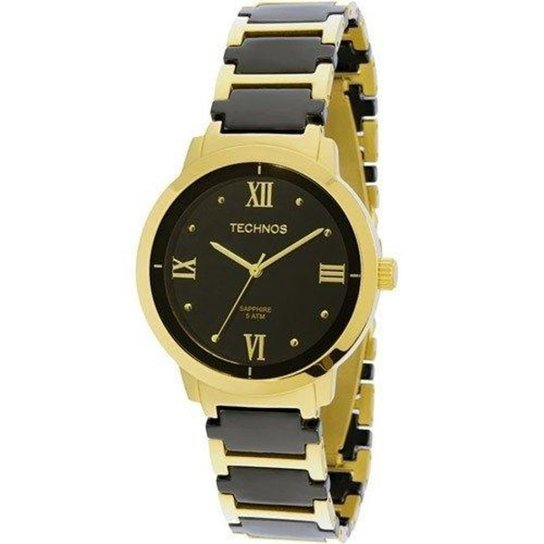 8618639d7b4 Relógio Feminino Allora Al2035lm 4B - Compre Agora
