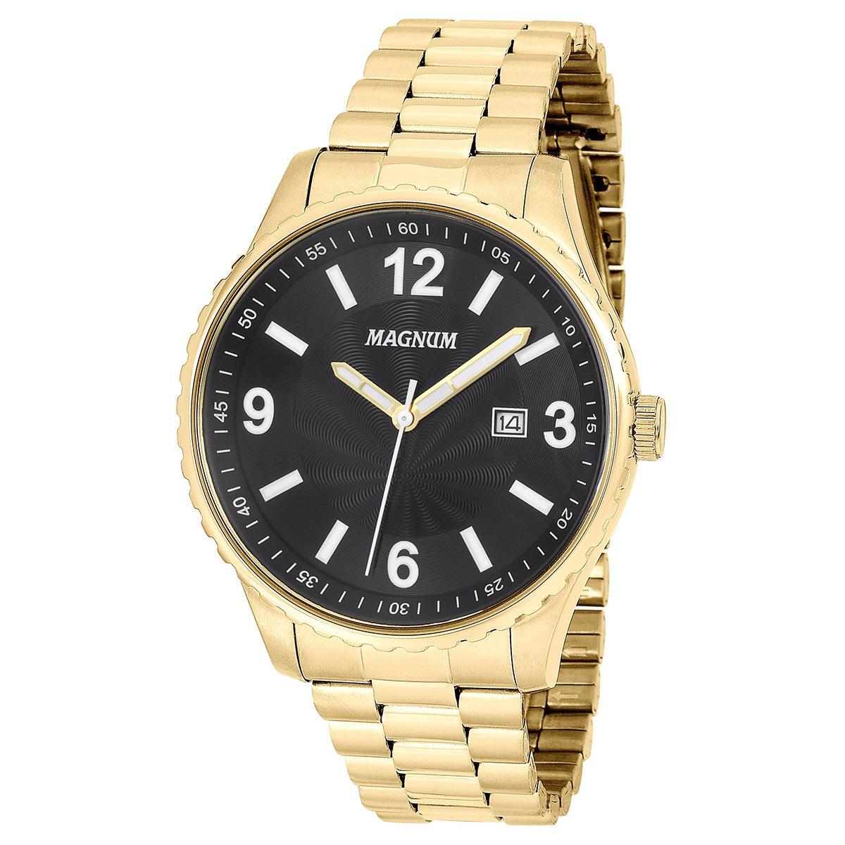 1475ca6d577 Relógio Magnum Analógico MA31364U Masculino