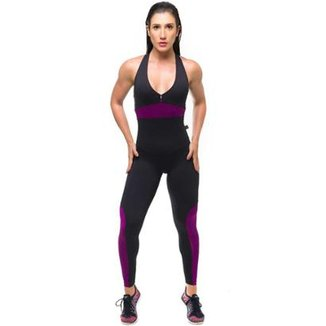 d7240c2601 Compre Roupa Feminina para Ginastica Macacão Online