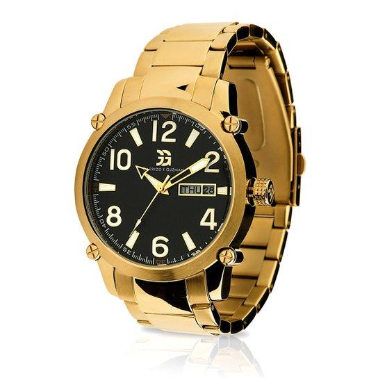 bafbd86513a Relógio Garrido   Guzman Analógico 2004GSG Masculino - Compre Agora ...