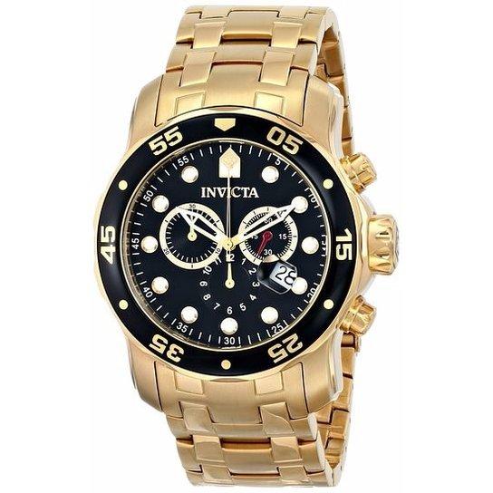 3da2f1a4f3a Relógio Invicta Scuba Pro Diver - 0072 - Compre Agora