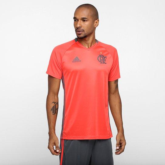 Camisa de Treino Flamengo 2016 Adidas Masculina - Compre Agora ... 91da414597e85