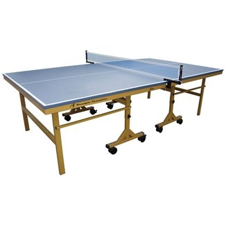 bf5a1c815 Mesa de Ping Pong   Tênis de Mesa Procópio c  Rodizio 25mm MDP Champion