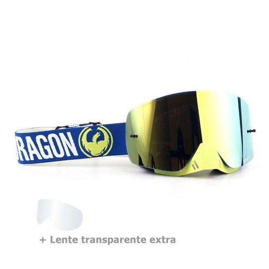 Óculos Dragon NFX-S Flash Com Lente Extra - Compre Agora   Netshoes 17eea05ec1