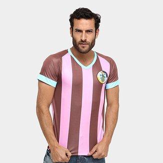 Camisa Corinthians Casuals Réplica Masculina d8846a93cdd0b