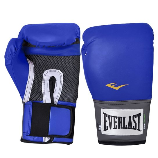 204180ff6ba15 Luva Boxe Everlast Pro Style Elite Training 16 Oz - Compre Agora ...