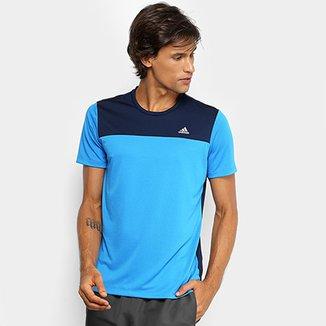 680a64966e Camiseta Adidas New Breath Masculina