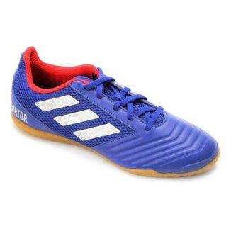 0fe864d90f164 Chuteira Futsal Adidas Predator 19 4 IN