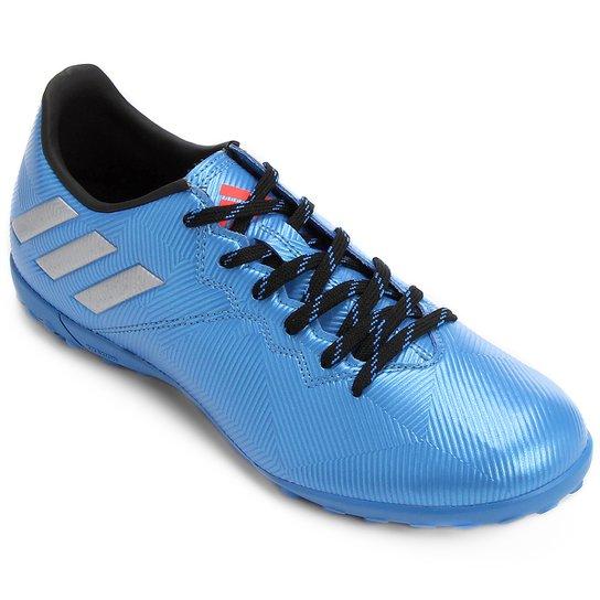 360e4a127f Chuteira Society Adidas Messi 16 4 TF Masculina - Compre Agora ...